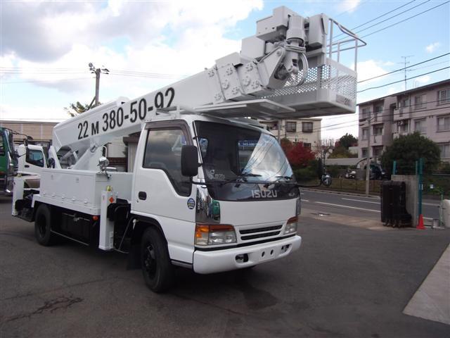 Aichi SK 210 22 м